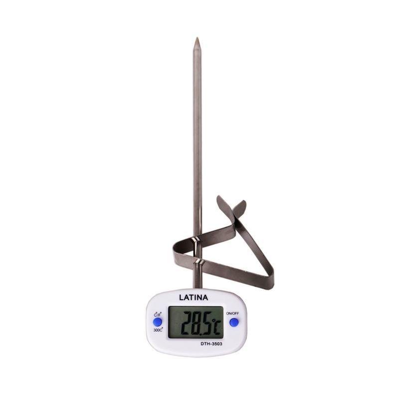 Latina Clip Coffee Thermometer Digital
