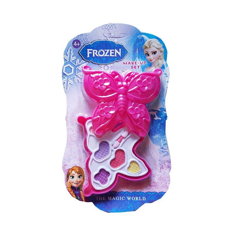 MOMO Make Up Set Frozen Mika Mainan Anak
