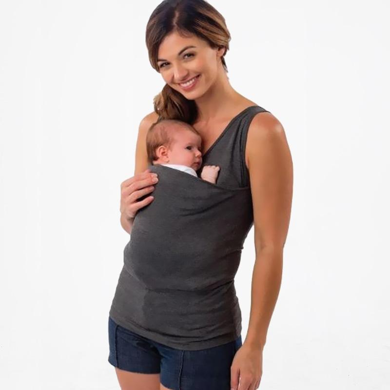 Lalabu Soothie Shirt Babywearing