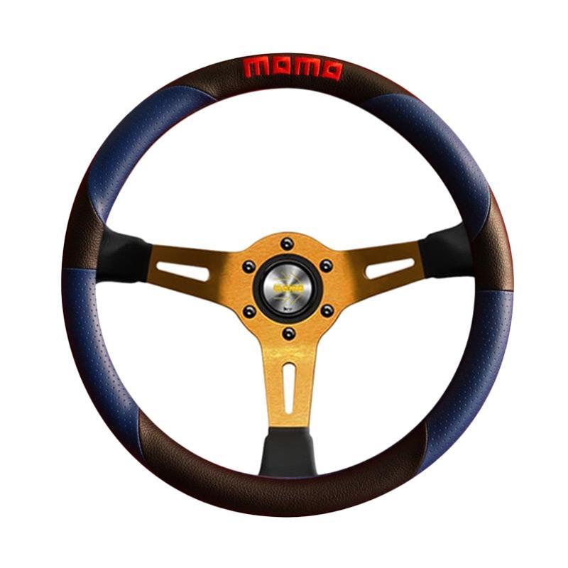 Jual Custom Cover Stir Mobil Momo Sarung Stir Mobil Online Februari 2021 Blibli