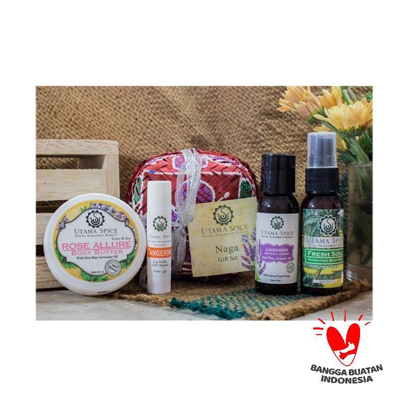 Utama Spice Naga Gift Set Perawatan Tubuh