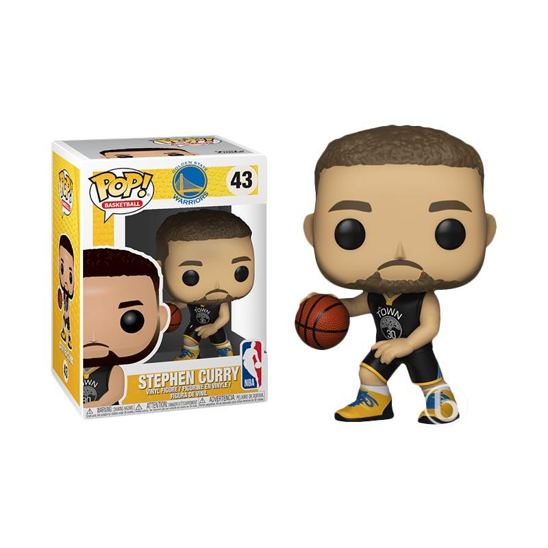 Funko POP 43 Basketball Golden State Warriors Stephen Curry