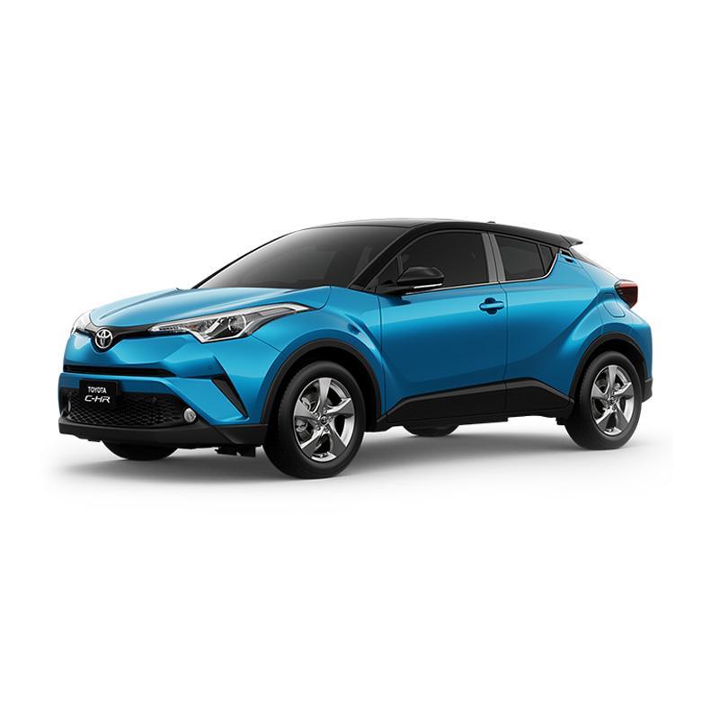 Toyota New C-HR 1.8 Dual Tone Mobil [Angsuran Ringan TDP BAF]