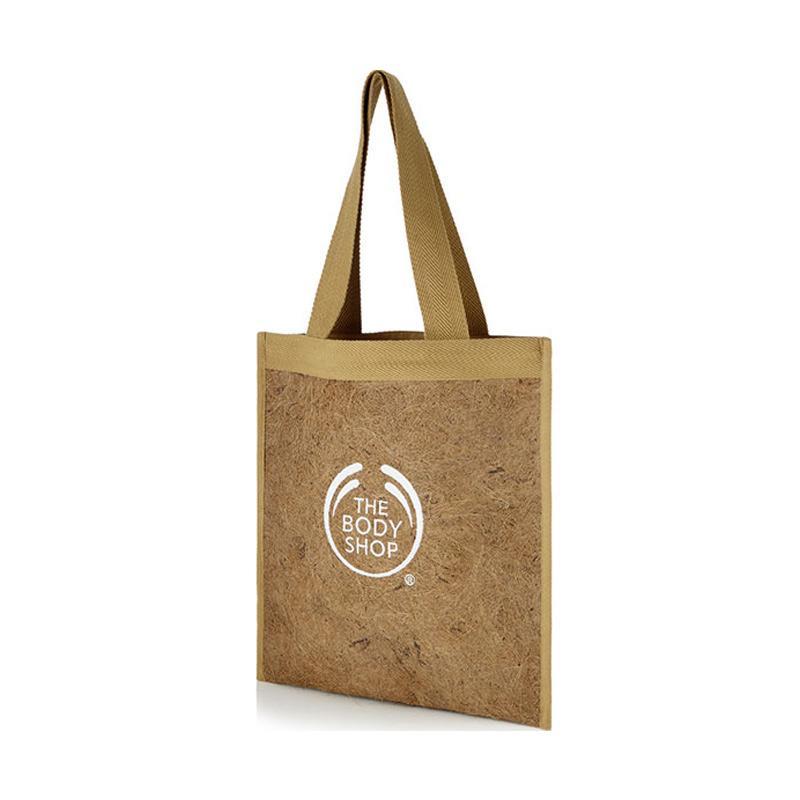 Jual The Body Shop Coconut Tote Bag Online November 2020 Blibli
