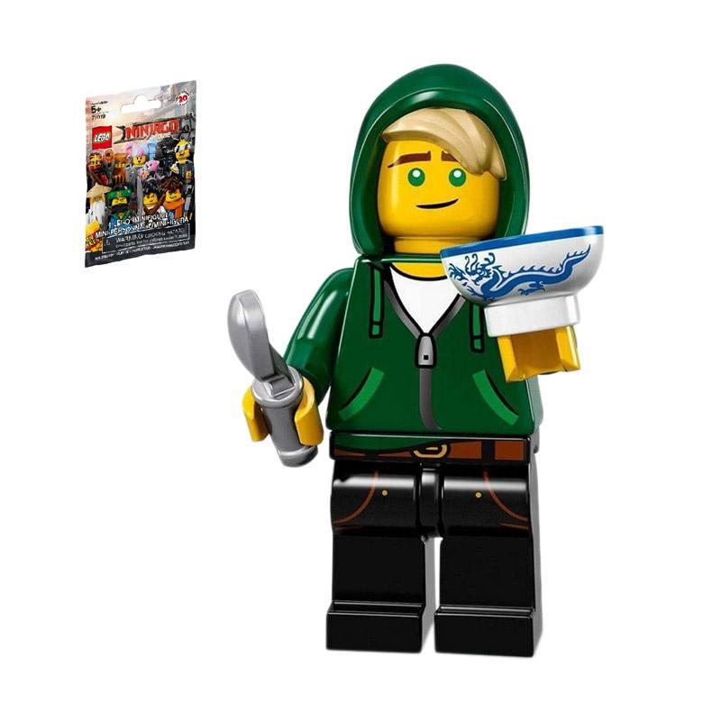 No 1 Kai Kendo New Sealed Lego 71019 The Ninjago Movie Series Minifigure