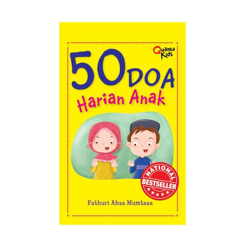 Quanta Kids 50 Doa Harian Anak