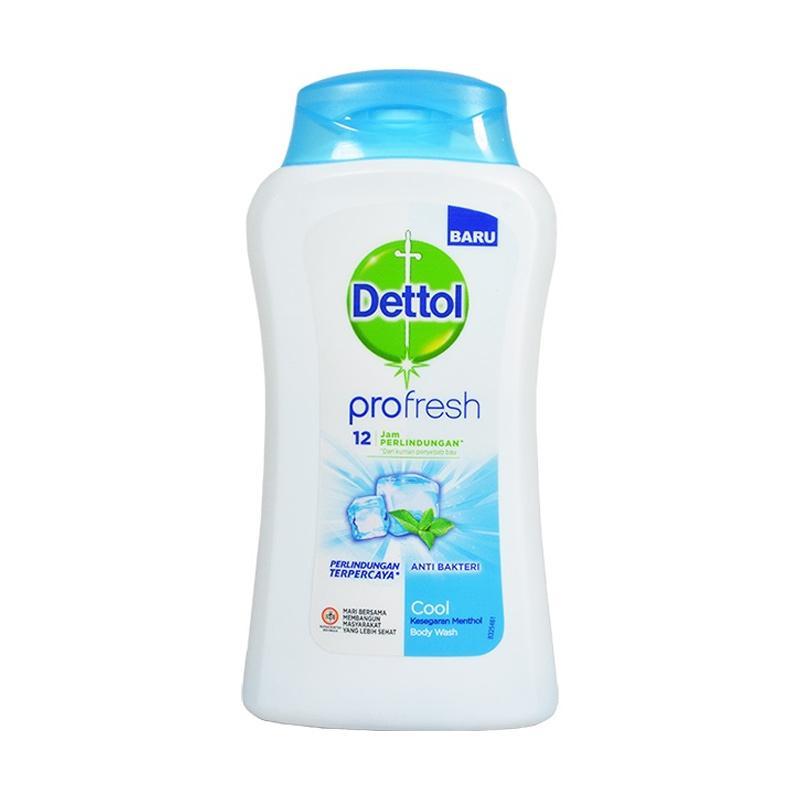 Dettol ProFresh Cool Sabun Mandi Cair [100 g]