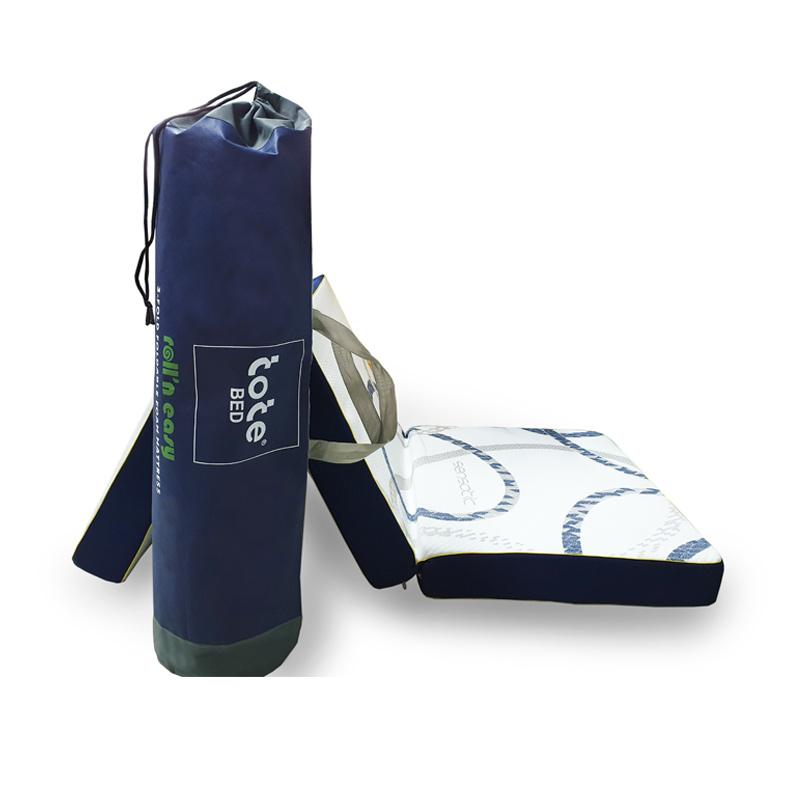 Tote Bed Roll and Easy Bed In A Bag