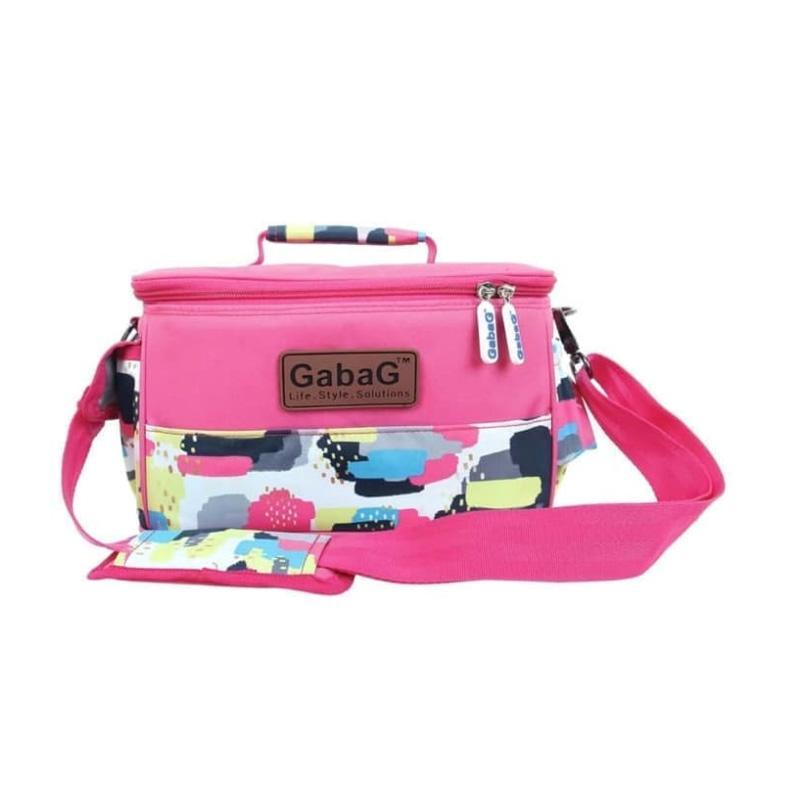 Gabag Camo Single Sling Series Gabag Cooler Bag Pink