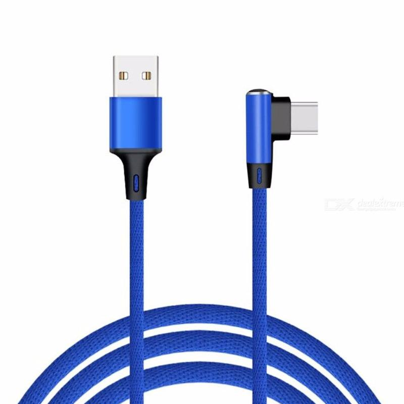 Buy 2 Get 1 Free USB Nylon Braided Charger Cable For iPod Touch 5 6 7 Nano 7 Gen