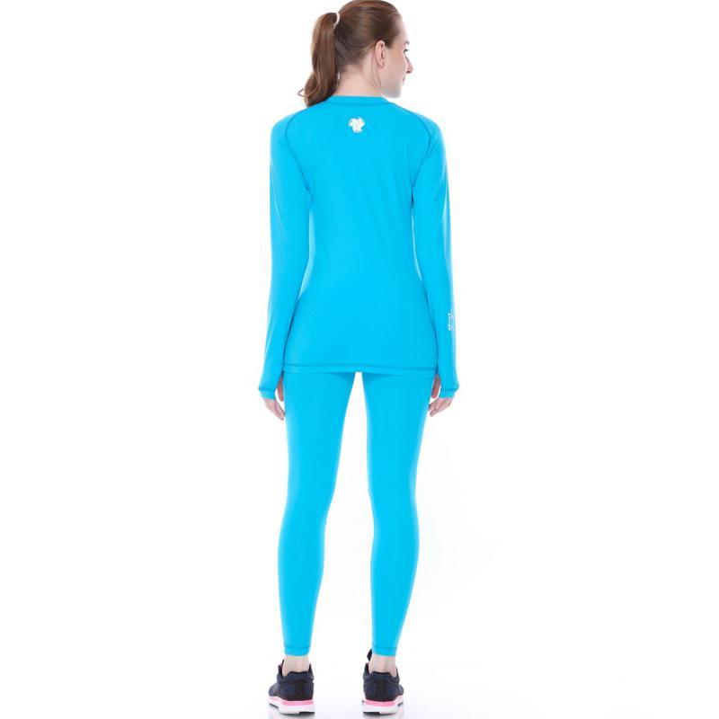 Jual Tiento Setelan Baselayer Manset Thumbhole Celana Leging Legging Pakaian Olahraga Wanita Online Oktober 2020 Blibli Com