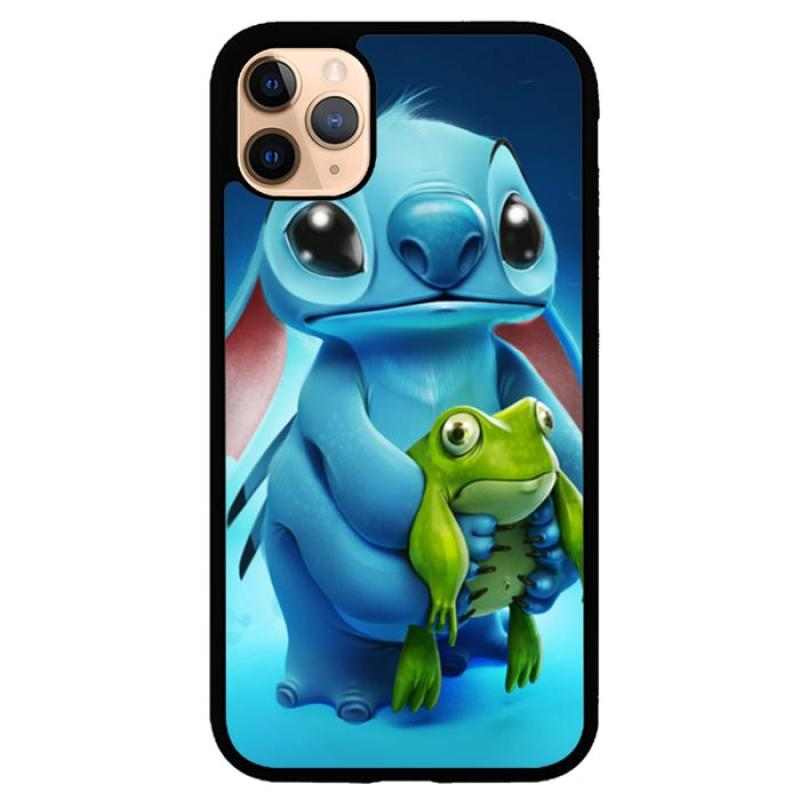 cannon case hardcase casing custom iphone 11 pro max disney stitch wallpaper art y1111 case cover full01