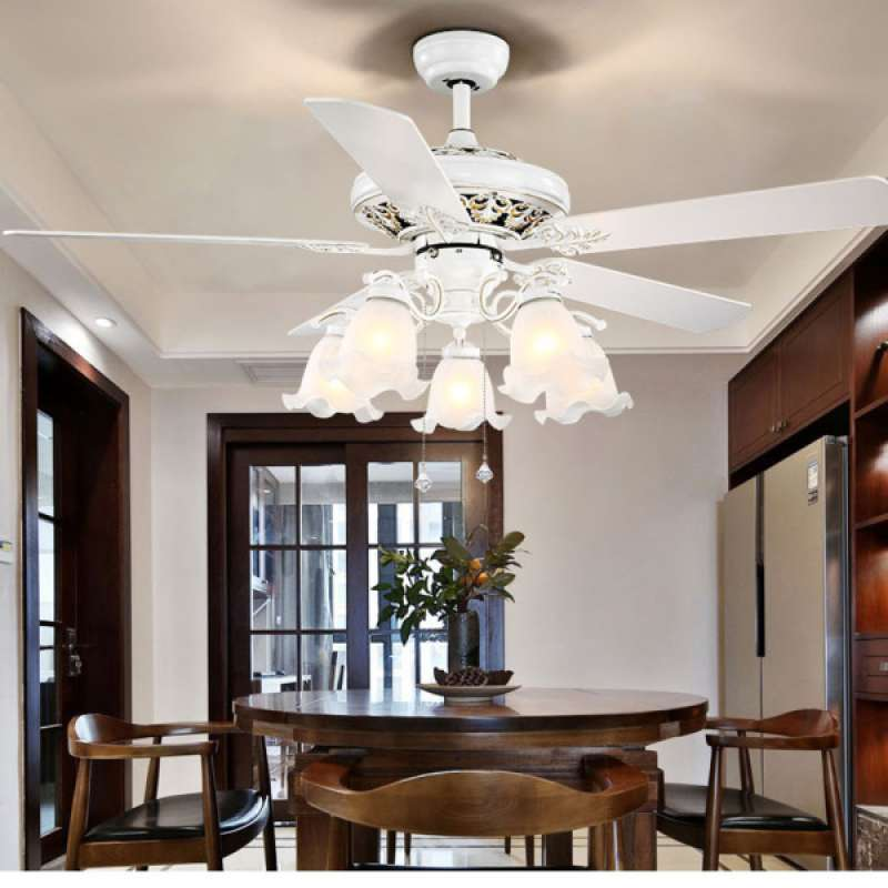 Jual New Glass Ceiling Chandeliers Light Shades Ceiling Lamp 6 Types Available Online Januari 2021 Blibli