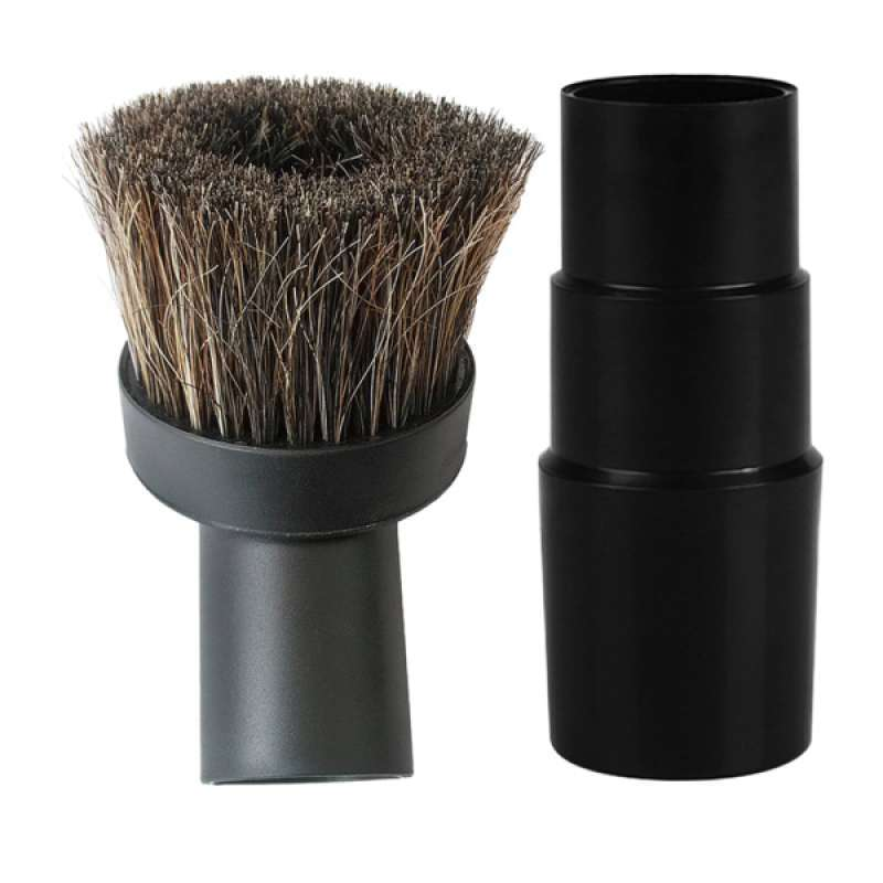 3x Vacuum Cleaner Brush Nozzle Hose Adapter Converter 32mm to 35mm Black