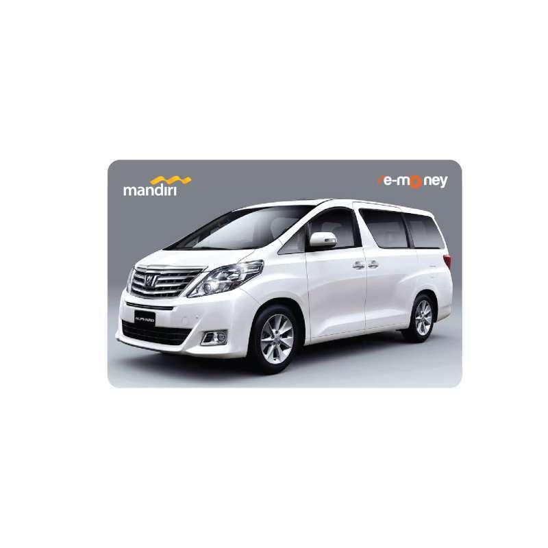 Jual Kartu Emoney Mandiri Mobil Toyota Alphard White Putih Car Mobil Kendaraan Kartu Etoll E Toll E Money E Money Winlycollections 1 Sisi Saldo Nol Terbaru Juli 2021 Blibli