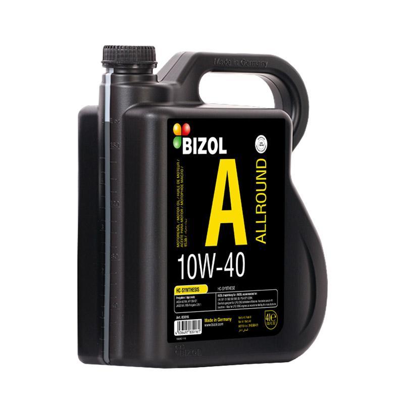 Bizol Allround 10W 40 Art 83016 Oli Mobil 4 L