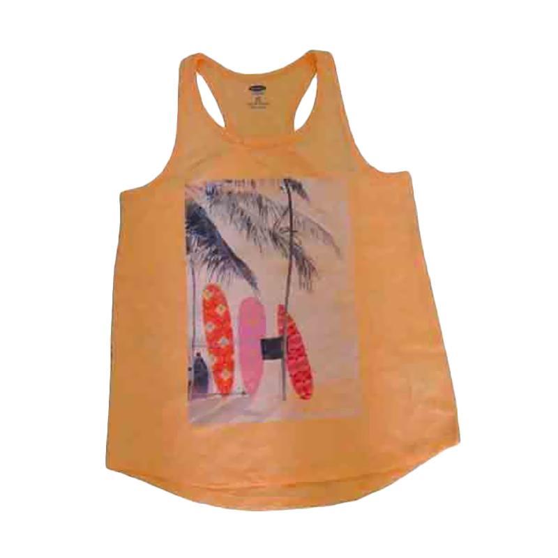Old Navy Tee Anak Baju Anak - Oranye