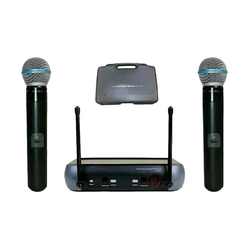 harga Shure Pgx 242 Microphone Wireless Blibli.com