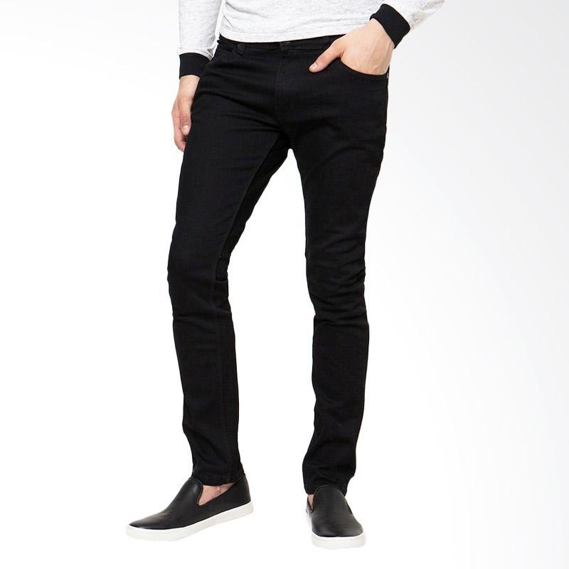 Valco Denim Slimfit Celana Jeans Pria - Hitam