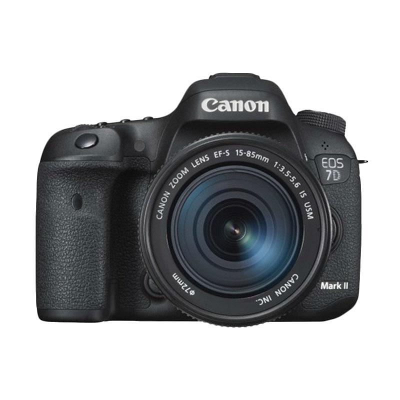 Canon EOS 7D Mark II EF-S 15-85MM Kamera DSLR