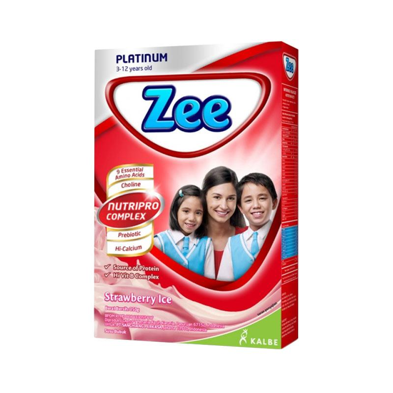 Zee Strawberry Ice Susu Formula [350 g]