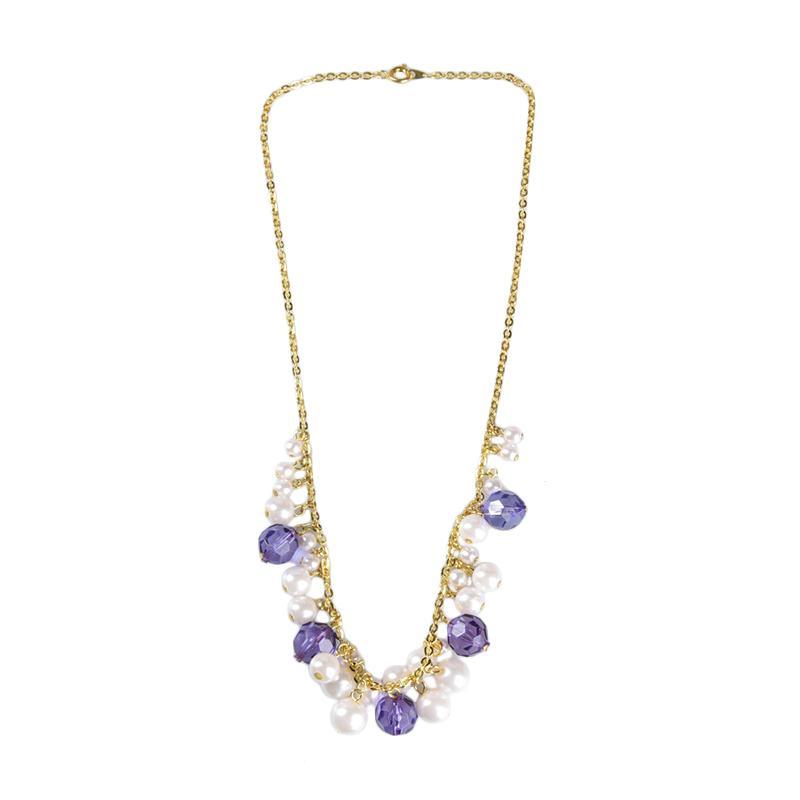 1901 Jewelry KL.735.HR40PU Kalung Gold