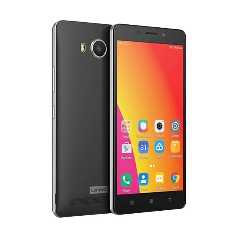 HP Lenovo A7700 Smartphone - Black [16GB/2GB]