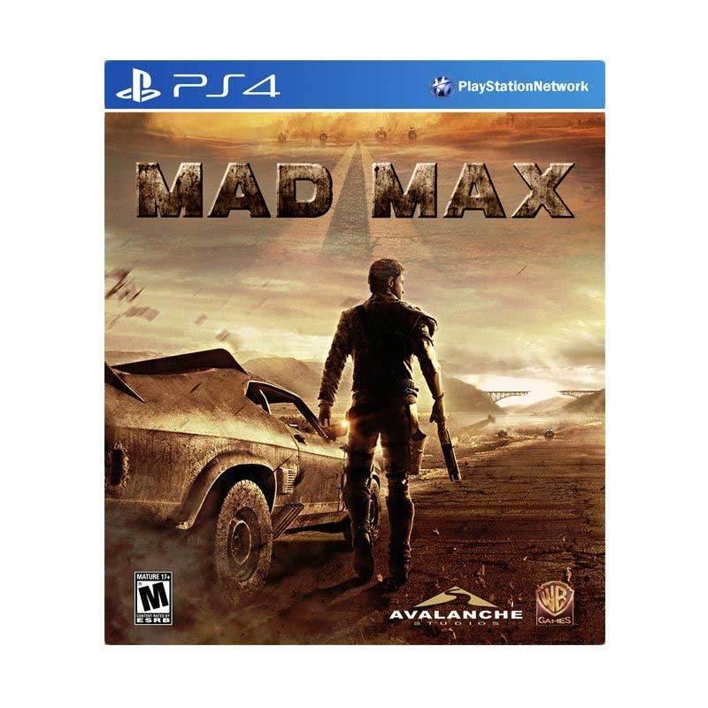 harga Sony Playstation 4 Mad Max DVD Game Blibli.com