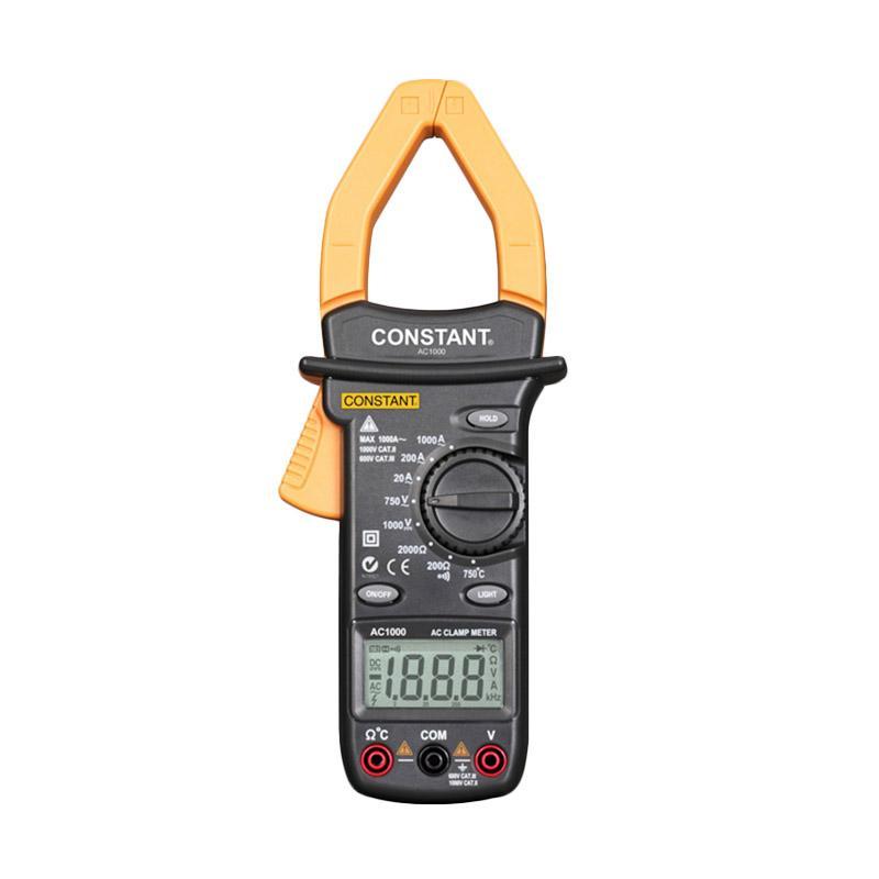 harga Constant AC1000 Digital Clamp Meter Blibli.com