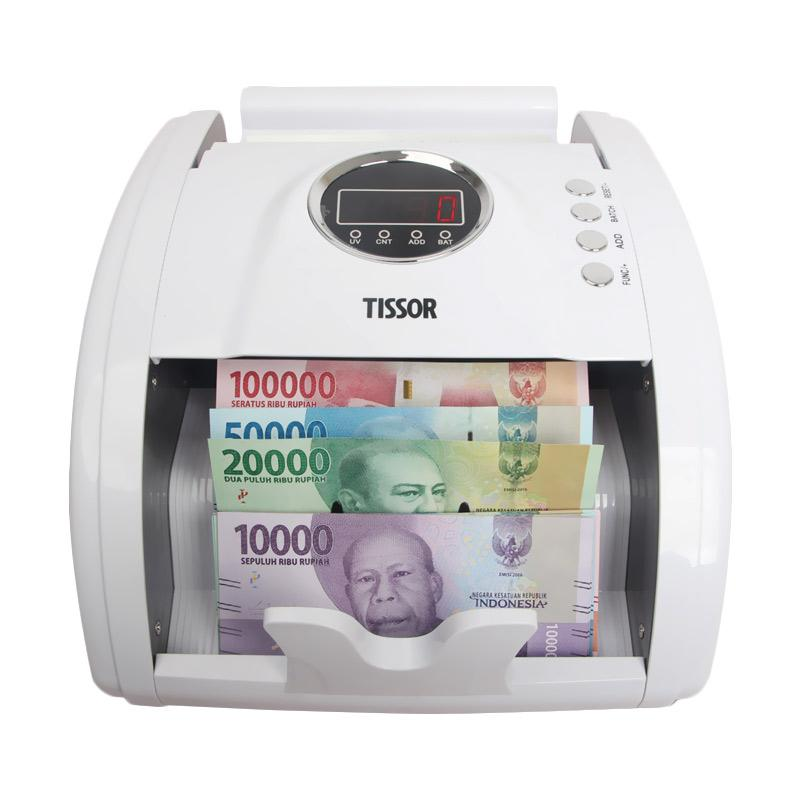 harga TISSOR T1100 Alat Hitung Uang [NEW 2017] Free Tissor Money Detector T 2078