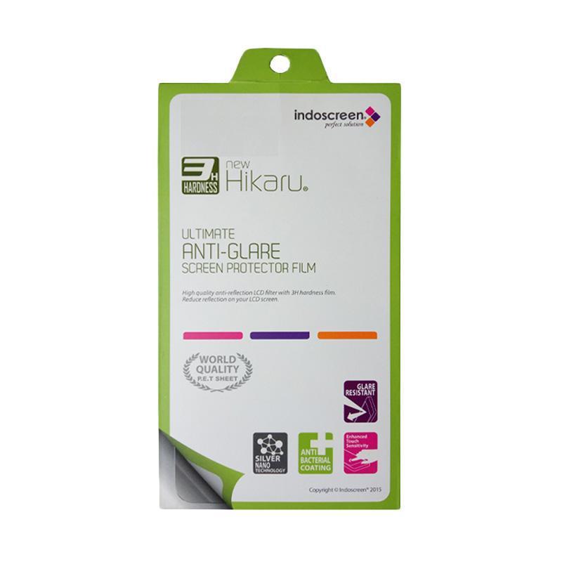 HIKARU Anti Glare Screen Protector for Nokia X2 Dual - Clear