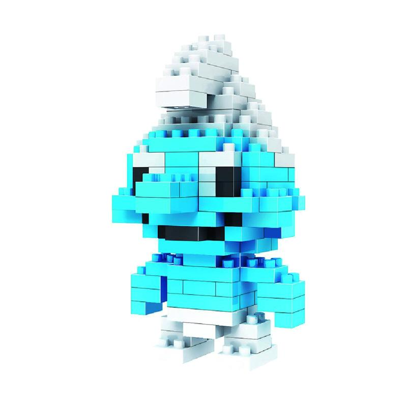 LOZ 9311 Smurf Mini blocks