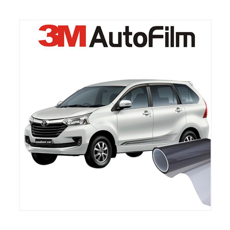 3M BLACK BEUTY - KACA FILM FULL (MEDIUM CAR)