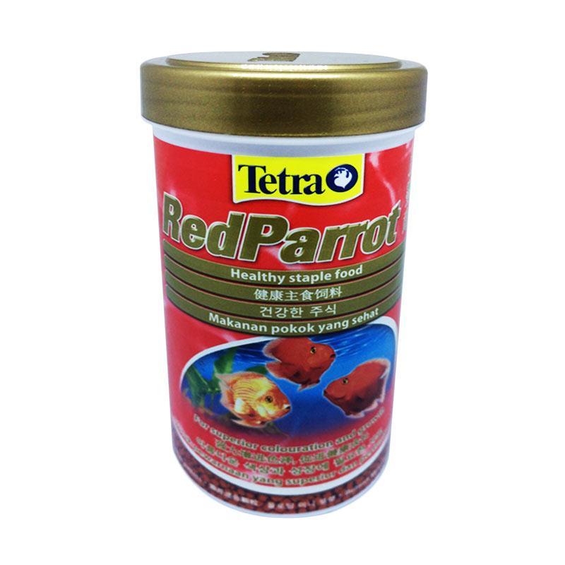 Tetra Tetra Red Parrot Pakan Ikan [110 g]