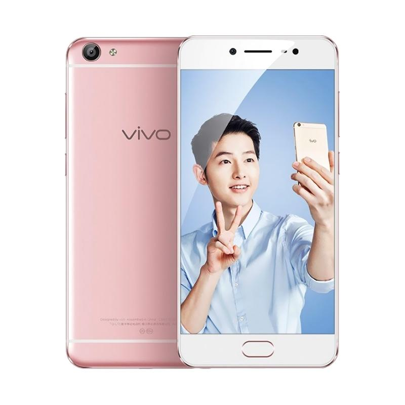 VIVO V5 Smartphone - Rose Gold [32GB/ 4GB]