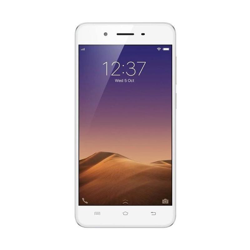 VIVO Y55S Smartphone - Rose Gold [16GB/2GB]