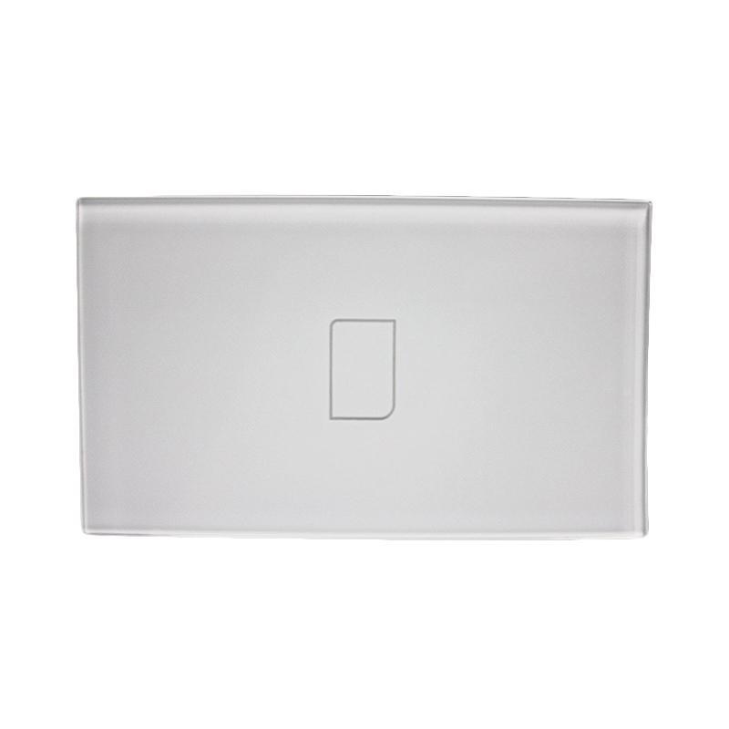 Broadlink TC2-1 SmartHome RF Wall Switch, 1 Tombol, Kontrol Lampu, Smartphone Control