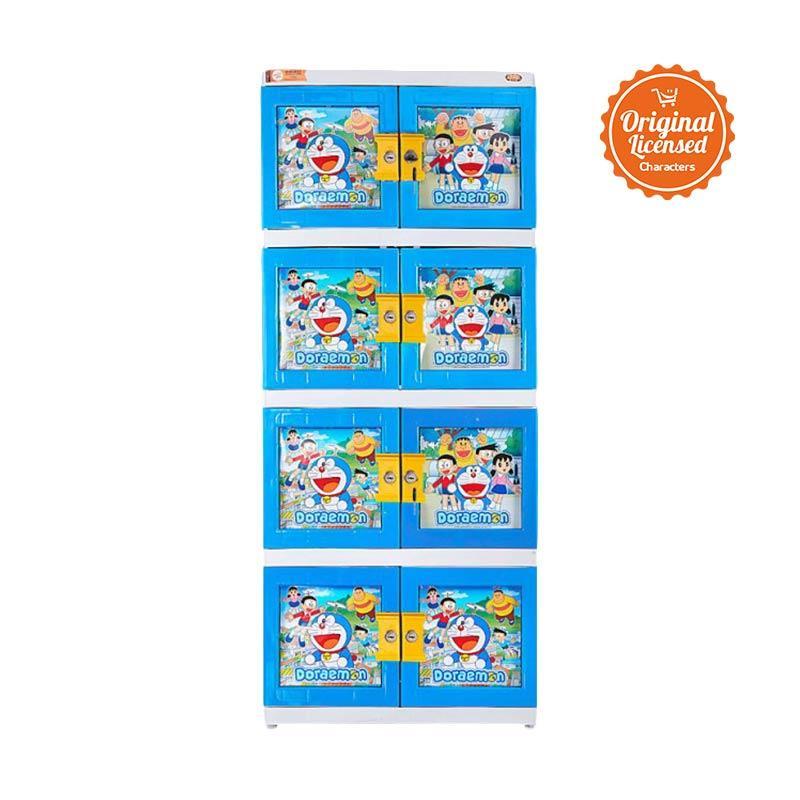 harga Doraemon Premium Rak Baju [Kunci] Blibli.com