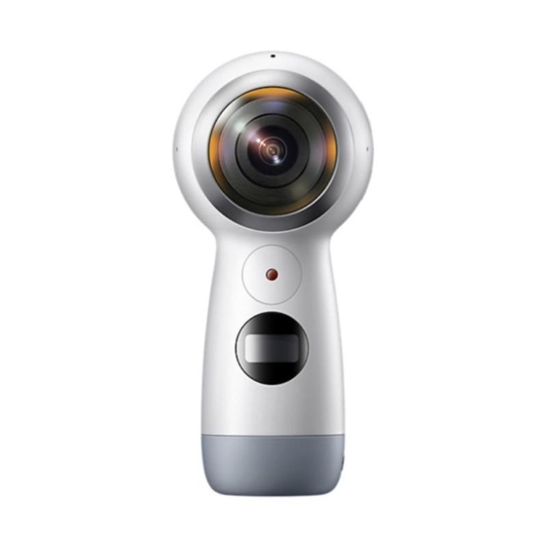 harga Samsung Gear 360 Action Cam [Edition 2017] Blibli.com