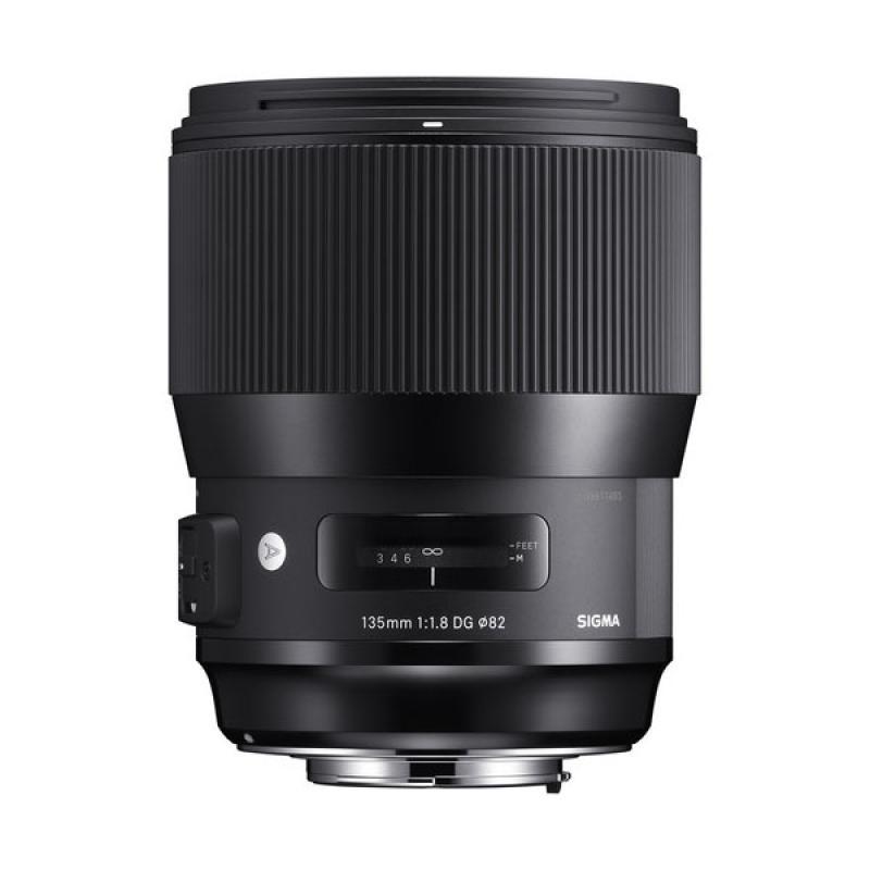 Sigma Lens 135mm f/1.8 DG HSM (A) for Nikon