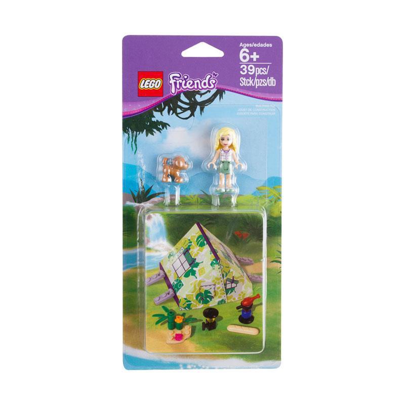 LEGO Friends Jungle Accessory Set 850967 Mainan Blok & Puzzle