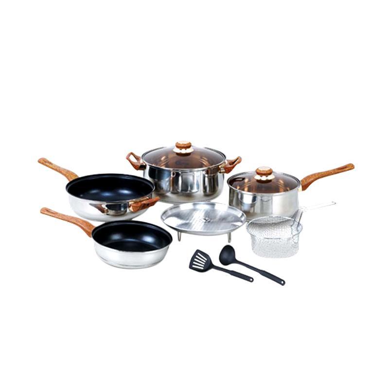 Oxone OX 911 Basic Cookware Set Panci