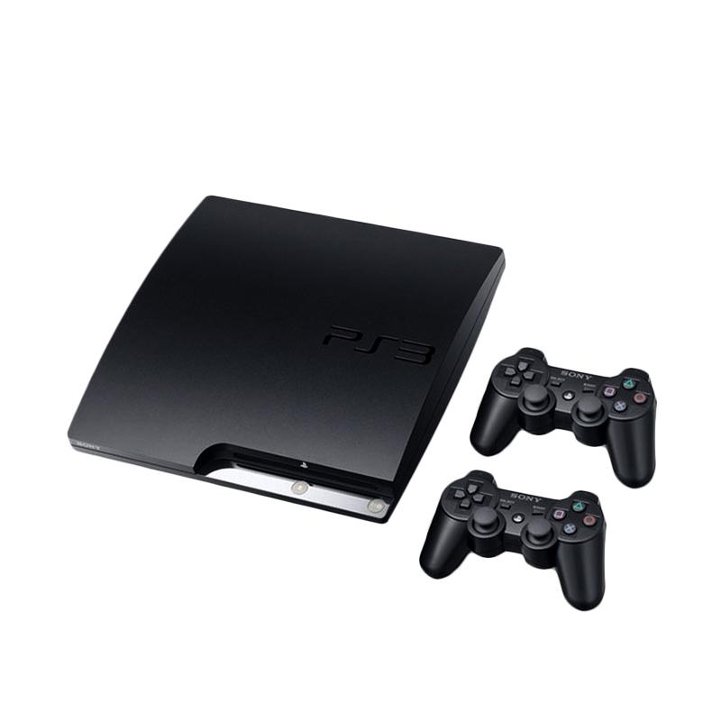 SONY PS3 Slim with 2 stick ( HDD 320GB Full Game )