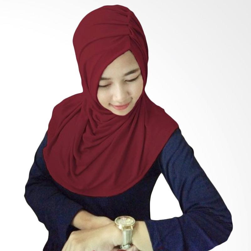 Kus Group Medira Hijab - Maroon