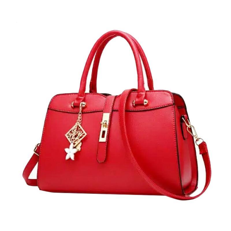 Annies Fashion Venge Tas Wanita - Red