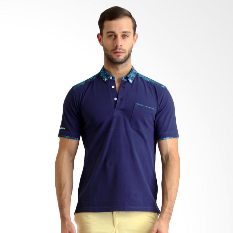 Labette Fancy Print 105530312 Polo Shirt - Blue Extra diskon 7% setiap hari Citibank – lebih hemat 10% Extra diskon 5% setiap hari