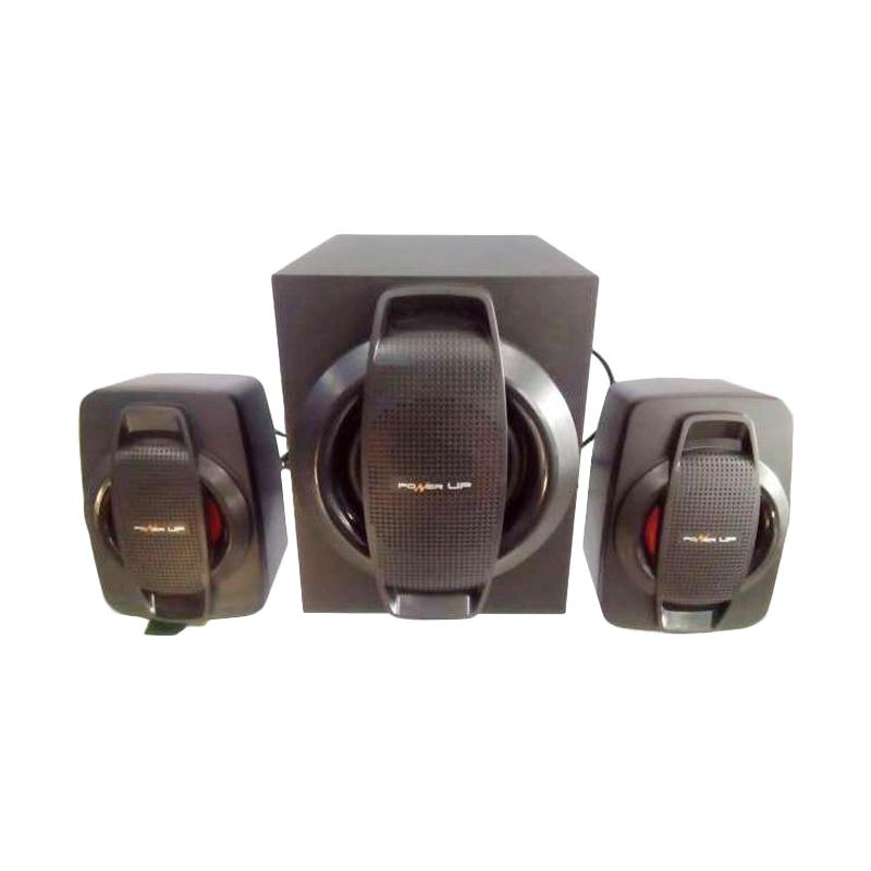 harga Power Up 160 Speaker 2.1 Subwoofer Blibli.com