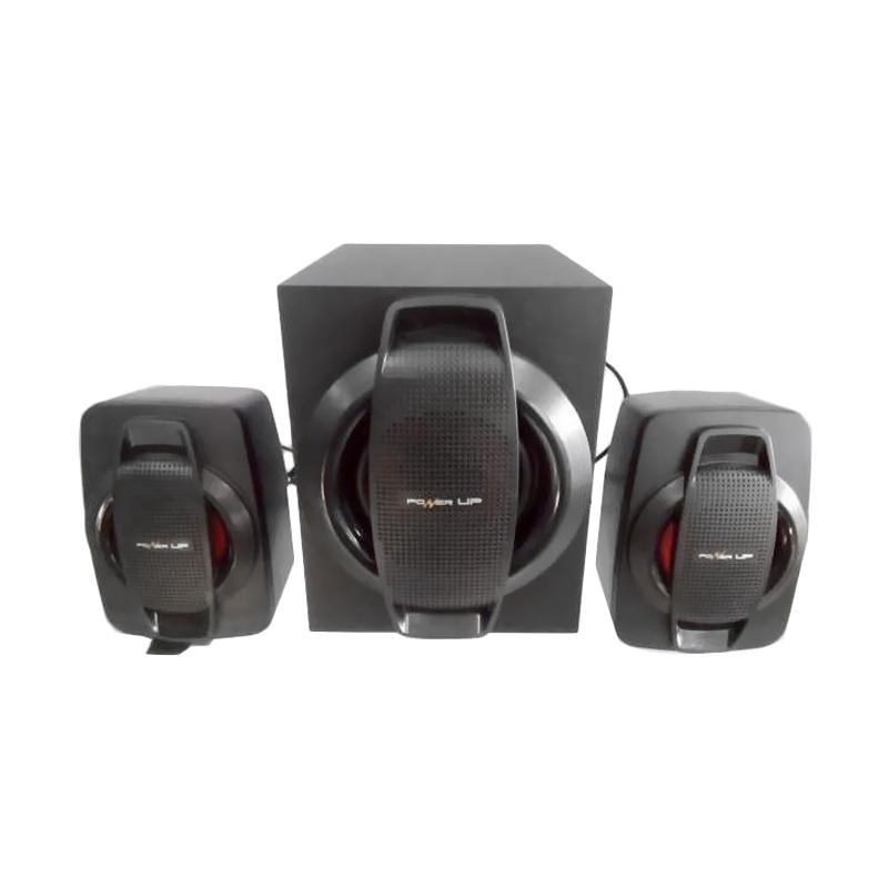 harga Power Up 160 Subwoofer 2.1 Speaker Blibli.com