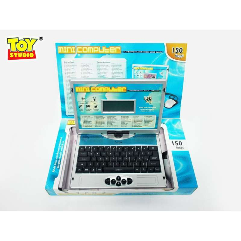 Jual Mainan Laptop 2 Bahasa 150fc Light Warna Terbaru Juni 2021 Blibli