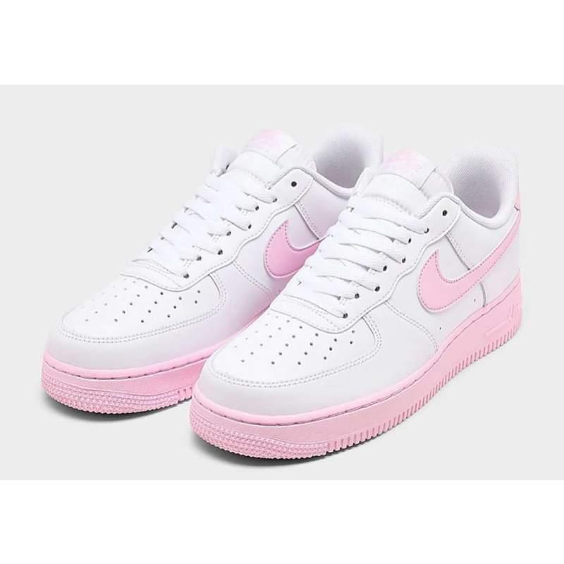 NIKE Air Force 1 Low White Pink Foam